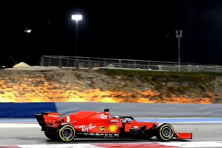 Vettel Barein F1 2020