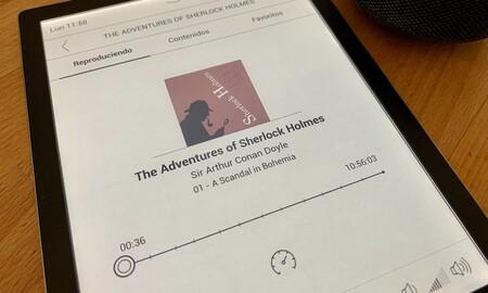 Pocketbook Inkpad Color Audiolibros