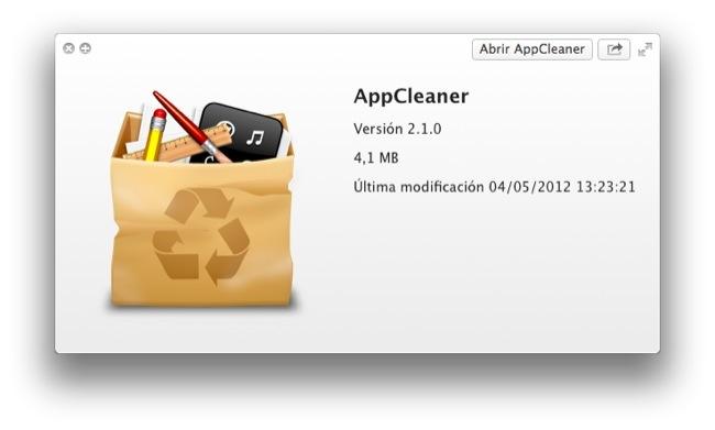 Eliminar aplicaciones OS X