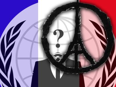 Anonymous empieza a filtrar datos concretos sobre los miembros de ISIS implicados en el atentado de París