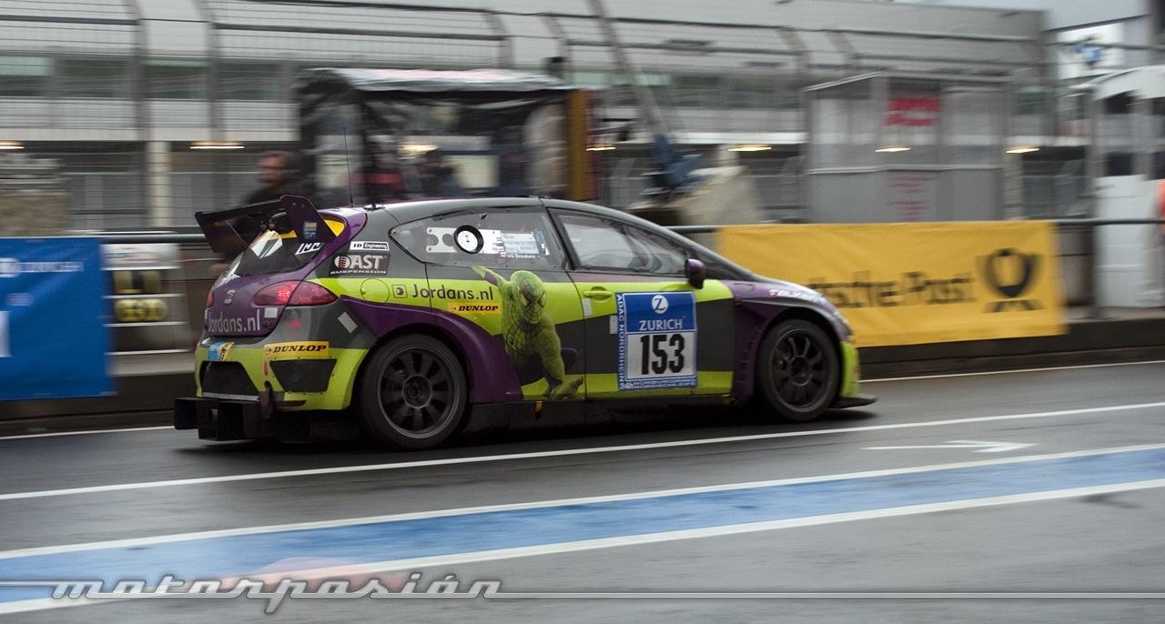 Foto de La increíble experiencia de las 24 Horas de Nürburgring (11/114)
