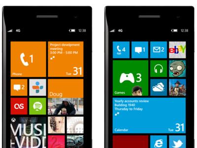 Microsoft presenta Windows Phone 8: núcleo de Windows 8, DirectX, Internet Explorer 10, mapas de Nokia y más
