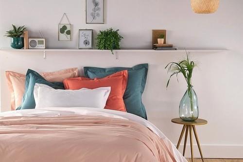 Hasta el 60% en textil hogar de La Redoute: ropa de cama, cortinas y alfombras renovadas por mucho menos