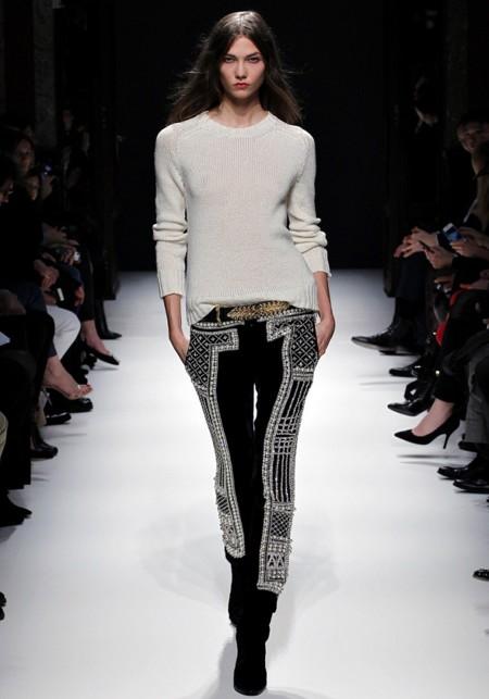 Balmain Fw 2012 Trousers