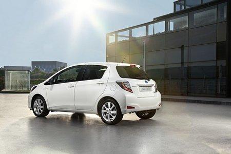 Toyota Yaris HSD, desde 15.900 euros