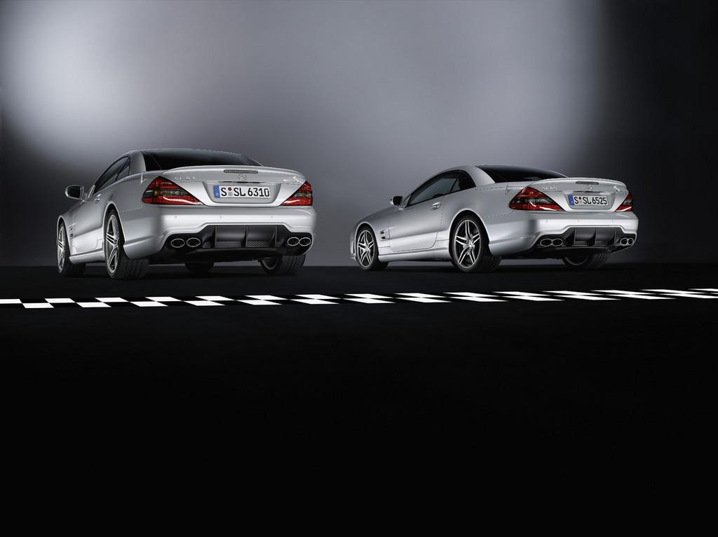 Foto de Mercedes-Benz SL 63 AMG y SL 65 AMG (2/10)