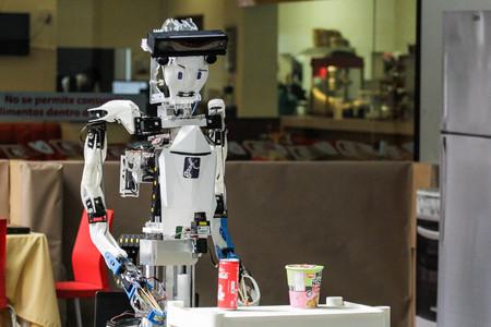 Golem III, así es el robot de servicio de la UNAM con el que participarán en el Torneo Mexicano de Robótica