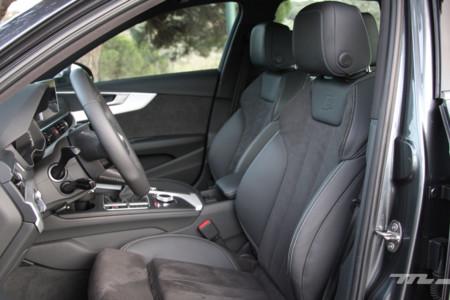 Audi A4 Avant Prueba 33