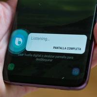 Samsung Galaxy P30: qué se ha filtrado del que sería el primer móvil con lector de huellas bajo la pantalla de la marca