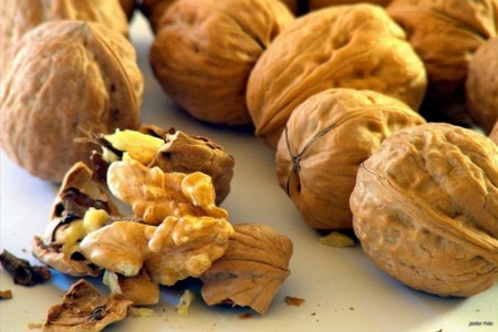 Algunas formas de añadir nueces a la dieta
