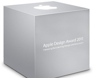 Revelados los ganadores de los Apple Design Awards 2011