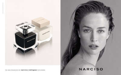 Si eres fan del mundo Narciso Rodriguez, espera a oler su última fragancia: Narciso Eau de Toilette