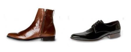 Sergio Rossi, low-boots masculinas también