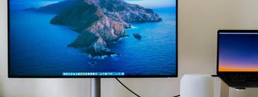 """Monitor BenQ 4K HDR de 32"""" PD322OU, análisis: exigente y cómodo para el trabajo diario"""