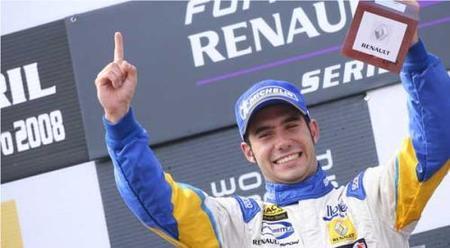 Miguel Molina cerca de ser el primer español en el DTM
