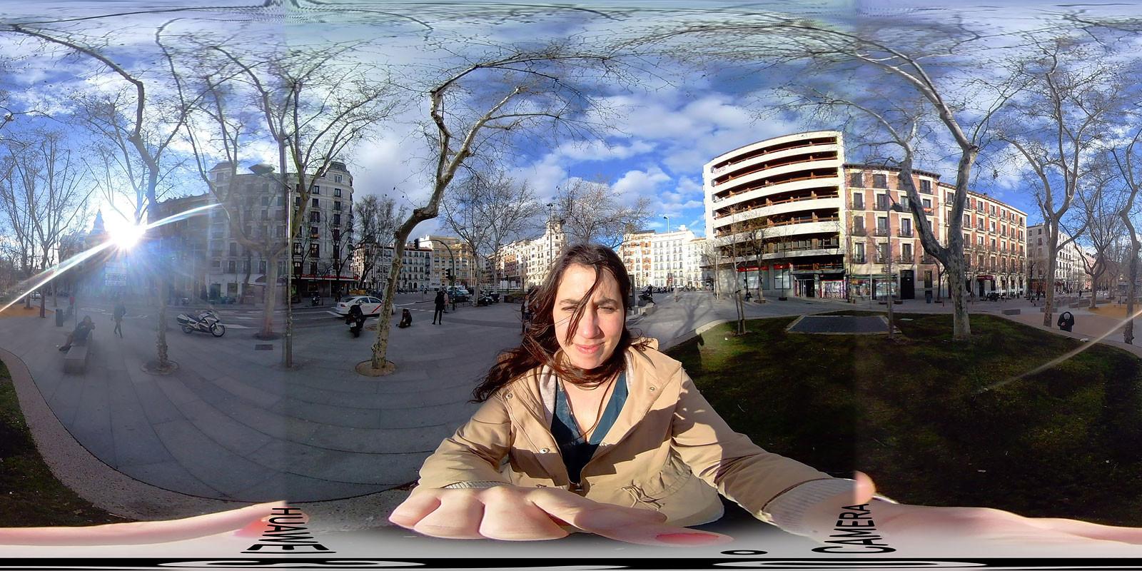 Foto de Huawei EnVizion 360 Panoramic VR, galería de fotos (11/12)