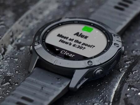 Garmin Fenix 6X Pro a precio chollo en Amazon y MediaMarkt: un ambicioso reloj con GPS y mapas para deportes outdoor a 519 euros
