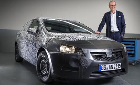 Opel confirma el nuevo Astra para Frankfurt