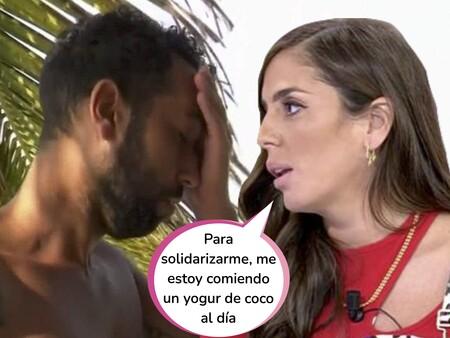 Panto-bajón: Omar Sánchez (El Negro) rompe a llorar por lo mucho que echa de menos a Anabel Pantoja en 'Supervivientes'