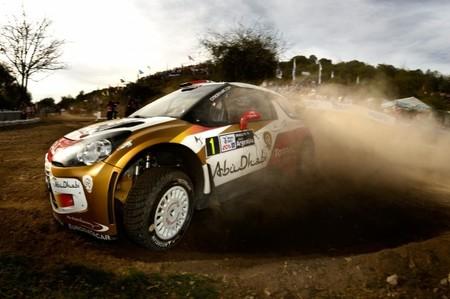 Rally de Argentina 2013: vuelco en la general, Sébastien Loeb nuevo líder