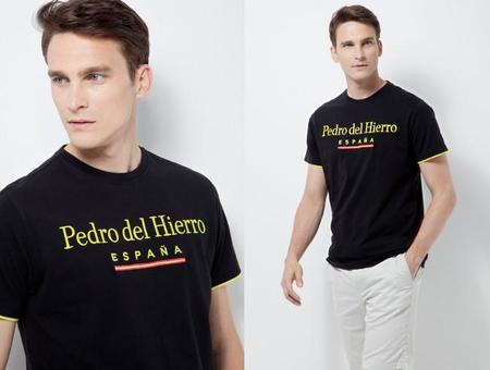 camiseta futbol pedro del hierro