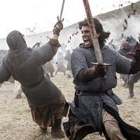 'El Cid': primeras imágenes de la serie de Amazon con Jaime Lorente convertido en el legendario militar español