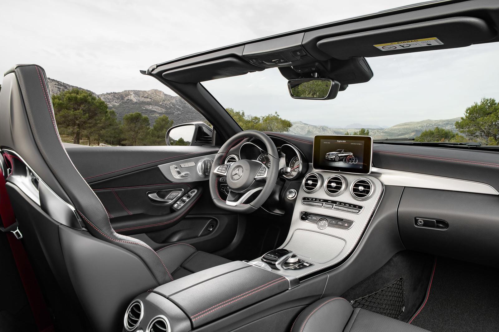 Foto de Mercedes-Benz Clase C y C 43 AMG Cabrio (27/28)