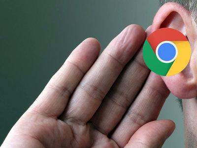 Si usas Chrome un sitio web podría grabar vídeo o audio sin mostrar ningún tipo de notificación