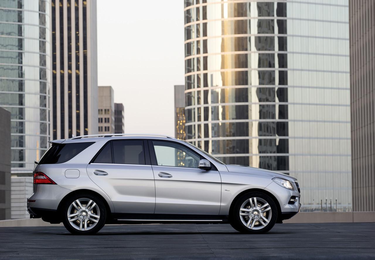 Foto de Mercedes-Benz Clase M 2012 (27/42)