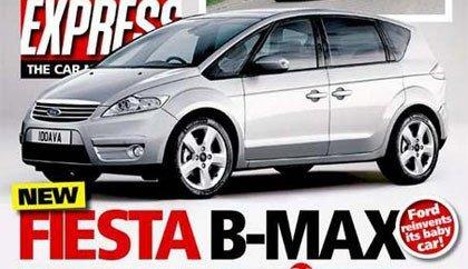 Ford Fiesta B-MAX