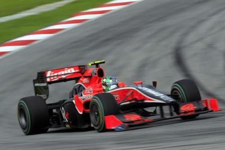GP de Malasia 2010: Lucas Di Grassi logra terminar la carrera