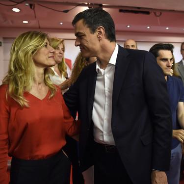 """Así es Begoña Gómez, la esposa de Pedro Sánchez que se niega a convertirse en """"mujer florero"""""""