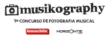 Musikography: primer concurso de fotografía musical