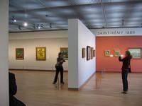 El Museo Van Gogh cierra temporalmente