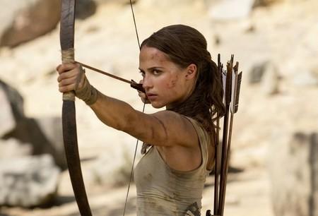 El tráiler de 'Tomb Raider' presenta a la nueva Lara Croft en una aventura sobre sus orígenes
