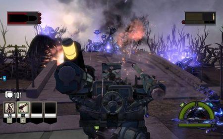 'Iron Brigade', el tower defense de Double Fine, llegará al PC