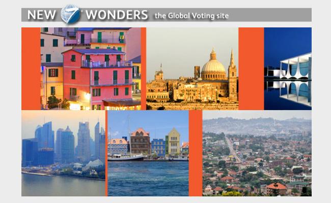 ciudades maravillas del mundo