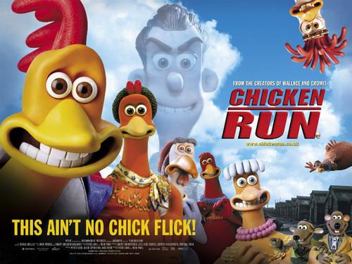 Cine en el salón: 'Chicken Run: Evasión en la granja', unas gallinas muy humanas