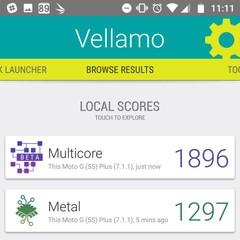 Foto 11 de 12 de la galería benchmarks-moto-g5s-plus en Xataka Android