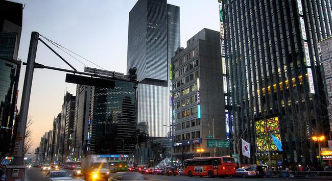 Distrito de Gangnam, Seúl (Corea del Sur)