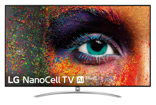 Televisor LG NanoCell 55SM9800PLA 4K UHD HDR Dolby Vision con Inteligencia Artificial