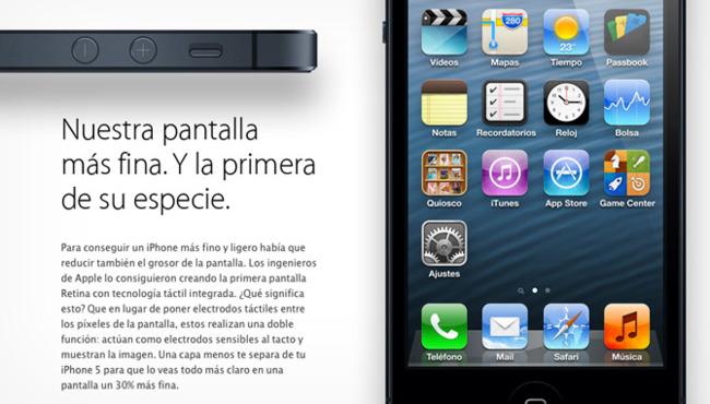 Los cinco millones del iPhone 5, ¿éxito o fracaso?