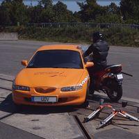 Un estudio concluye que la equipación de moto no protege de los golpes a partir de los 25 km/h