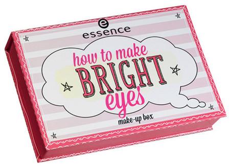 How to Make Bright Eyes de Essence