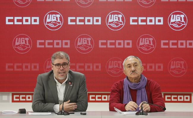 De 365 días que tiene el año, CCOO y UGT han anunciado movilizaciones el próximo 8 de marzo
