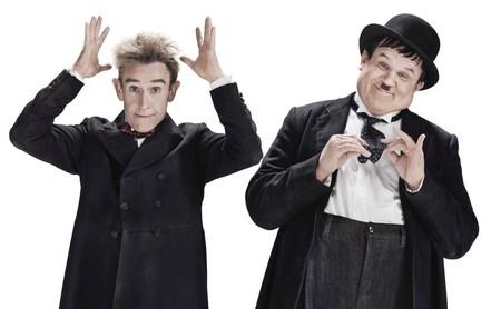 'El gordo y el flaco (Stan & Ollie)': un divertido y entrañable biopic en el que brillan John C. Reilly y Steve Coogan