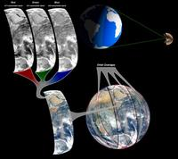 Cómo se hizo la imagen de los 64 Megapíxeles de Planeta Azul