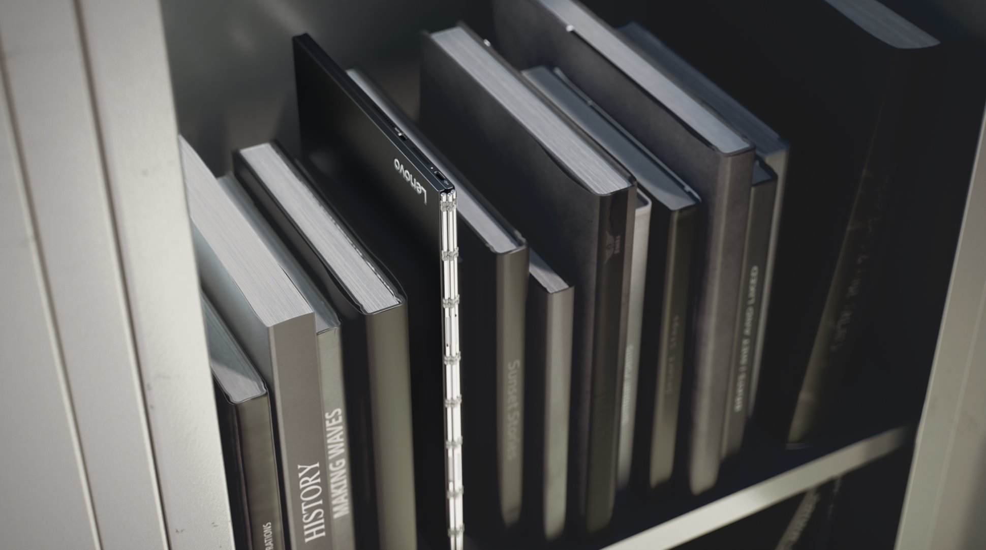 Foto de Lenovo Yoga Book (12/19)