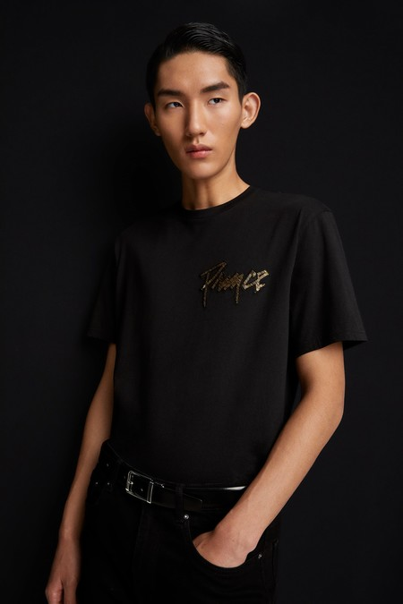 Prince Zara Man Camiseta 01