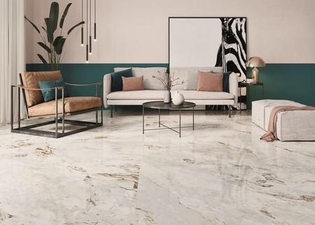 Gala apuesta por los materiales naturales como la piedra, el mármol o la madera en su nueva colección para 2020